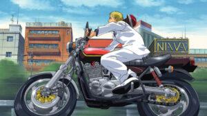 GTO Great Teacher Onizuka Bosozoku