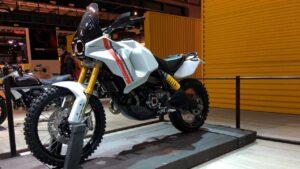 Ducati Scrambler Desert X