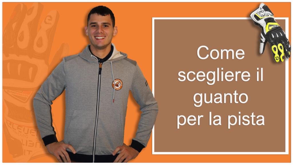 Roberto Cremona, guida ai guanti racing