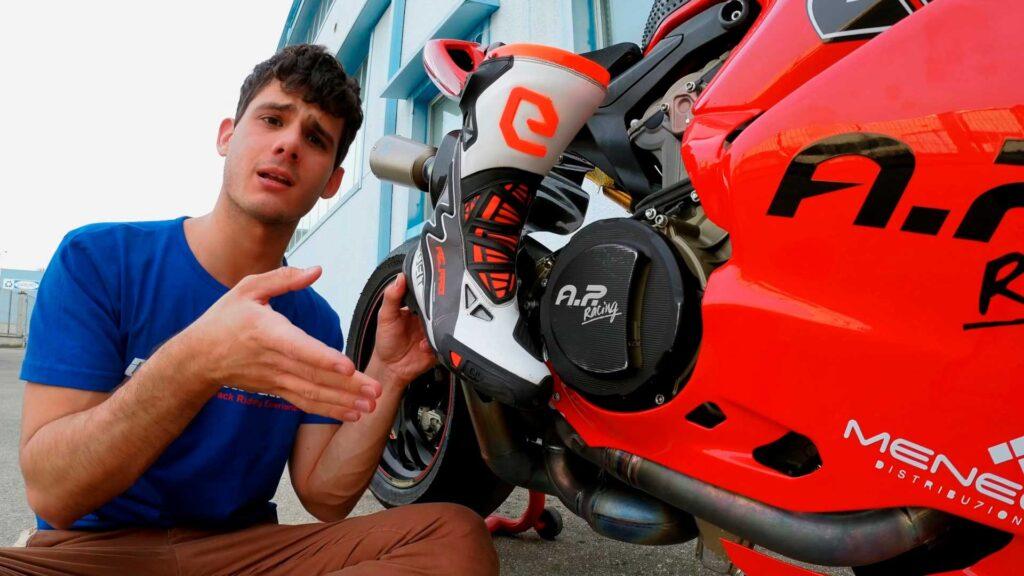 Roberto Cremona Ducati Panigale Eleveit