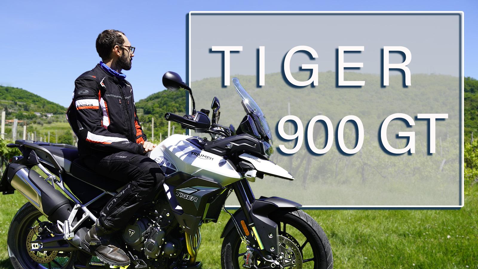 triumph tiger 900 GT PRO